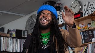getlinkyoutube.com-D.R.A.M.: NPR Music Tiny Desk Concert