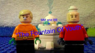 "getlinkyoutube.com-Lego Spongebob episode 9 "" The Fountain of youth"""