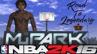getlinkyoutube.com-NBA 2K16 MyPark - RTL - Ep.1 - First Game ⋆#NBA2K16⋆