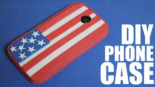 getlinkyoutube.com-How to make a phone case - DIY Phone Case