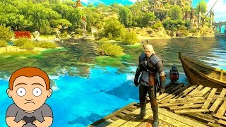getlinkyoutube.com-The Witcher 3 Blood And Wine GTX 1080 Ultra Settings 1440p Frame Rate Performance Test