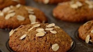 Bran Muffins Recipe Demonstration - Joyofbaking.com