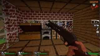 getlinkyoutube.com-БРОШЕННЫЕ КОПАТЬ #1 - Minecraft карта для Left 4 Dead