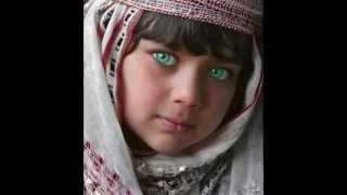 أجمل 10 عيون أطفال في العالم