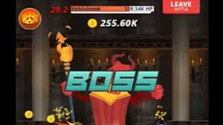 getlinkyoutube.com-Tap Titans Tournament Speedrun - Level 2000 and Beyond!
