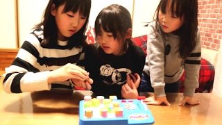 getlinkyoutube.com-ドラえもんパズルパニック失敗したら恋ダンス三姉妹