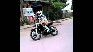 getlinkyoutube.com-Road race atambua