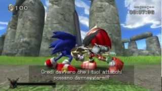 getlinkyoutube.com-Sonic e il Cavaliere Nero (ITA) -1- Anche nel medioevo hanno bisogno di Sonic
