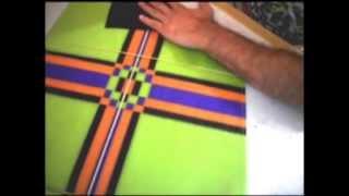 getlinkyoutube.com-Pipeiro Maluko - Como Fazer Pipas Cruz várias cores