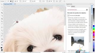 getlinkyoutube.com-RECORTE DE IMÁGENES EN COREL DRAW X7