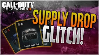 "getlinkyoutube.com-NEW ""RARE SUPPLY DROP GLITCH"" - BO3 Cryptokey Glitch Warning! (Black Ops 3 Supply Drop Glitch)"