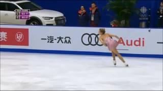 getlinkyoutube.com-Elena RADIONOVA - Cup of China 2016 - FS (CBC)
