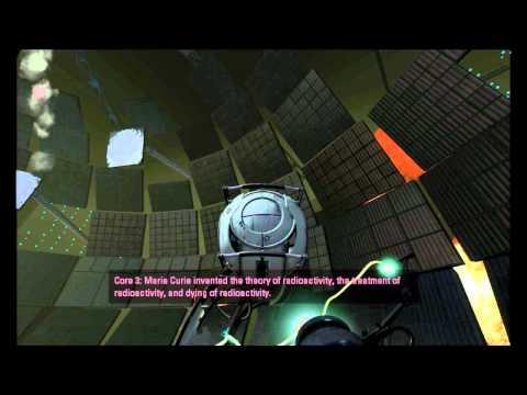 """Portal 2 - Personality Core 02 """"Fact Core"""""""