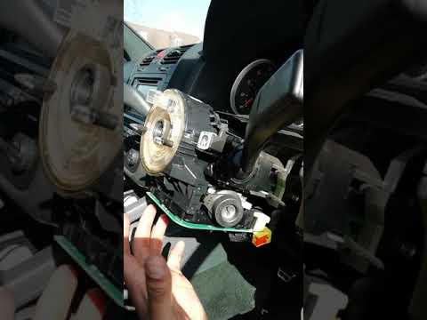 Vw volkswagen golf gti steering angle sensor replacement g85 code