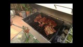 เตาย่างห่างมะเร็ง (Healthy charcoal grill)