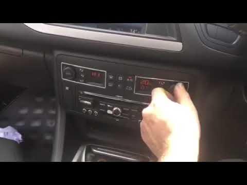 Где у Citroen C5 AirCross передние амортизаторы