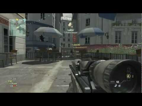 My first sniping clip
