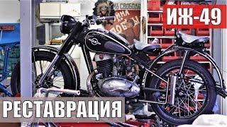 getlinkyoutube.com-Тест-RIDE: Реставрация ИЖ-49