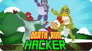 DEATHRUN HACKER! | Garrys Mod Death-Run