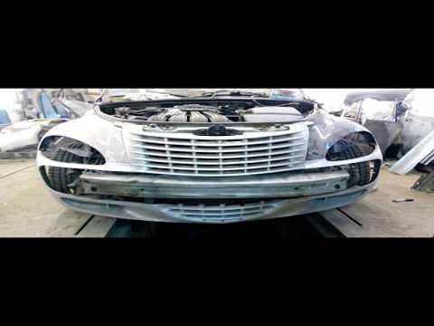 Где в Chrysler Неон задние стойки