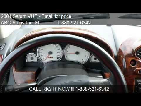 2004 Saturn VUE - for sale in Tampa, FL 33604