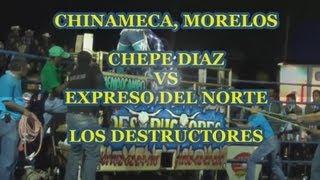 getlinkyoutube.com-Chepe Diaz UN GRAN JINETE¡¡ (vs EXPRESO DEL NORTE y  NIVEL DE ALERTA) los destructores 2013