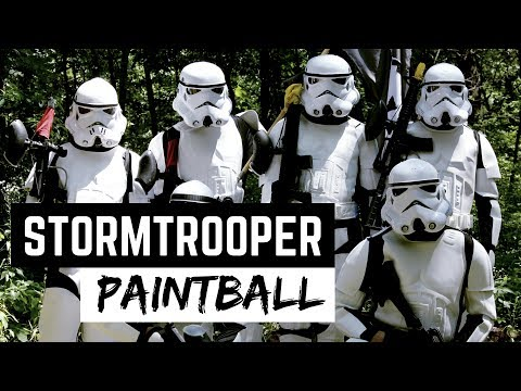 Stormtrooper Paintball