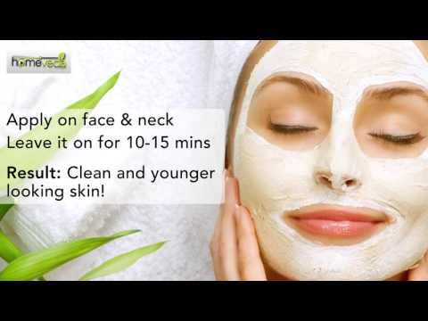 Remedies for DIY face mask - Homeveda Shorts