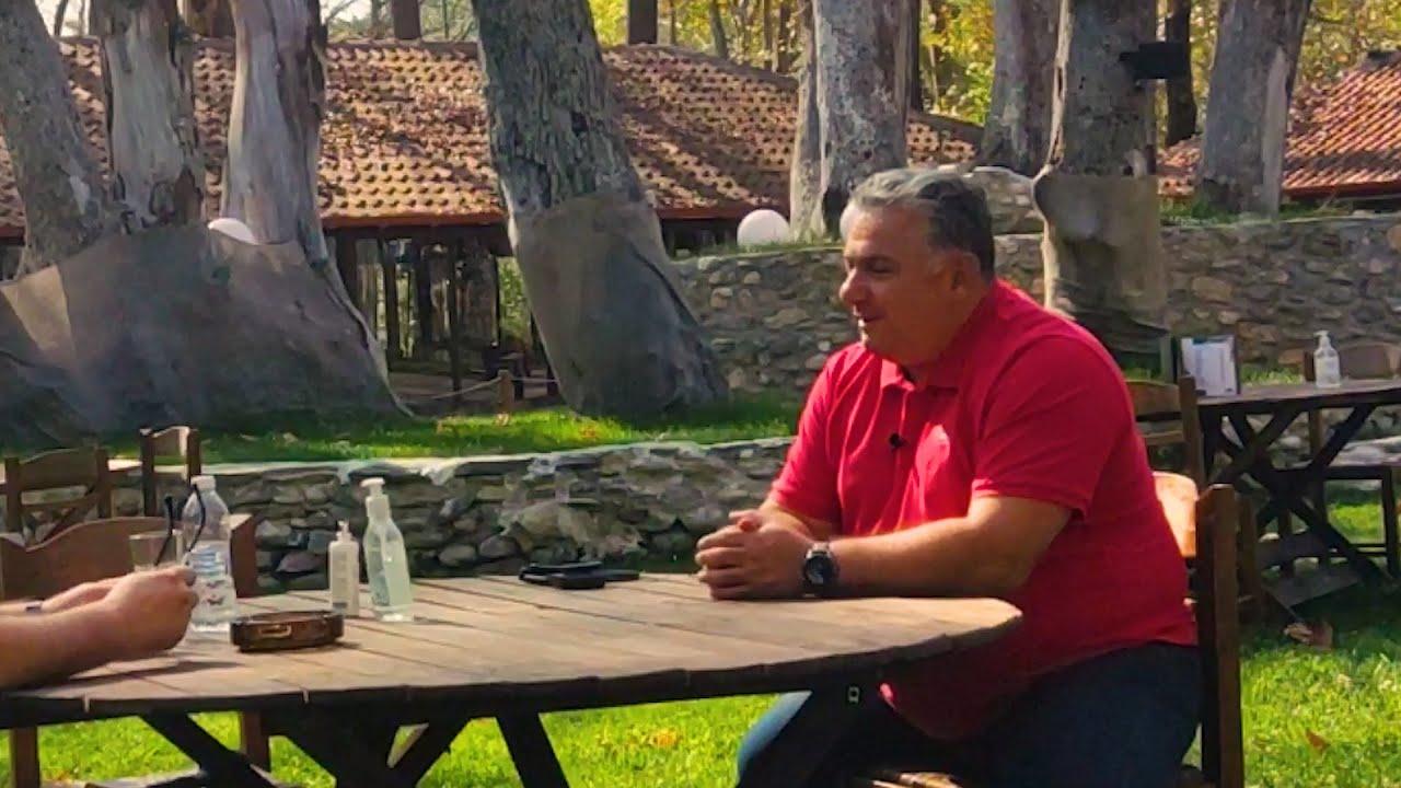 """Γ. Κυριακίδης: """"Θα είμαι υποψήφιος με τον Κώστα Κουκοδήμο την επόμενη φορά"""""""