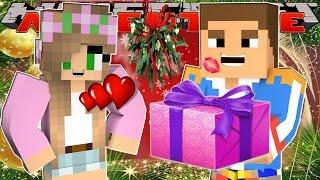 getlinkyoutube.com-Minecraft Christmas - Little Donny - SHOPPING, A CHRISTMAS PRESENT FOR LITTLE KELLY