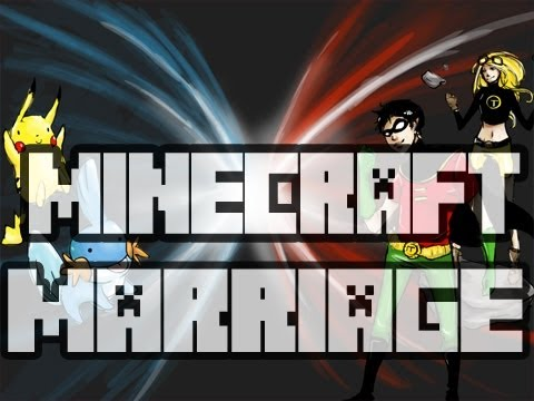 Minecraft | Minecraft Marriage Ep.4 | Amazing Cave=Happy Wife