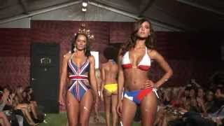 getlinkyoutube.com-ICTV1 WET COUTURE SWIMWEAR FUNKSHION FASHION WEEK MIAMI BEACH FLORIDA