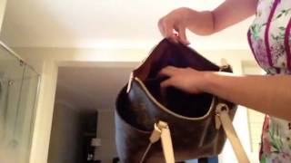 getlinkyoutube.com-Unboxing Louis Vuitton Totally PM bag