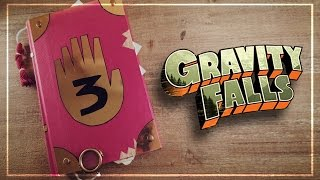 getlinkyoutube.com-Creating My Own Gravity Falls Journal!