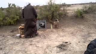 getlinkyoutube.com-صيد الحباري ابو محمد الكويتي في العراق