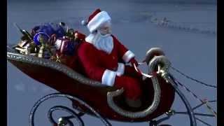 getlinkyoutube.com-Зън Зън Зън, тук пристига Дядо Мраз