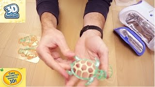 Laboratorio 3D Grandi Giochi 3D Magic per creare di tutto!