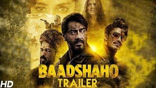 Baadshaho Official Trailer | Ajay Devgn, Emraan Hashmi, Esha Gupta, Ileana D'Cruz & Vidyut Jammwal