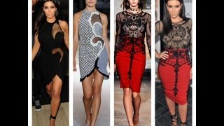 TOP 15 OUTFITS: Kim Kardashian