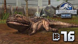 getlinkyoutube.com-Koolasaurus! || Jurassic World - The Game - Ep 76 HD