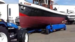 getlinkyoutube.com-sleepboot anna het water uit