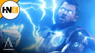 Why Thor's Stormbreaker is Stronger than the Infinity Gauntlet