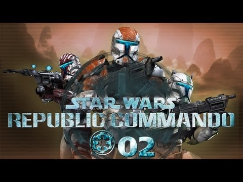 Let's Play - Star Wars - Republic Commando - Part #02 [Deutsch/German]: Ich brauch ein Rezz