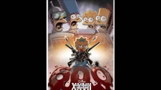 getlinkyoutube.com-The Simpsons Treehouse of Horror XXVII End Credits Music