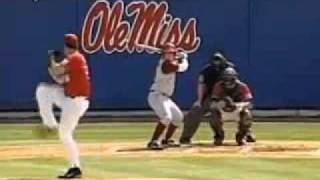 getlinkyoutube.com-Baseball Player Fakes Hit, Ejected From Game - Foolass.COM