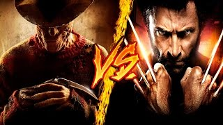getlinkyoutube.com-Freddy Krueger Vs. Wolverine || Combates Mortales de Rap || Jay-F