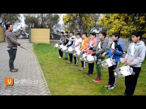 Pràctica de Banda Escolar Villa Alegre