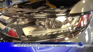 Fort Myers Mitsubishi ofrece excelentes servicios