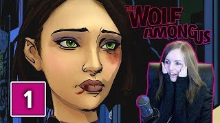 FAITH   The Wolf Among Us Gameplay Walkthrough - Full Episode 1