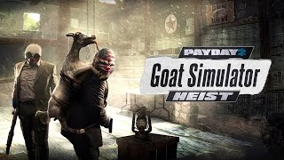 Goat Simulator: PAYDAY Official Soundtrack | 02 - Desert Chill